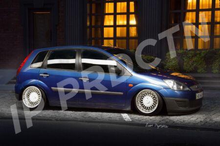 Ford Fiesta Lowfit