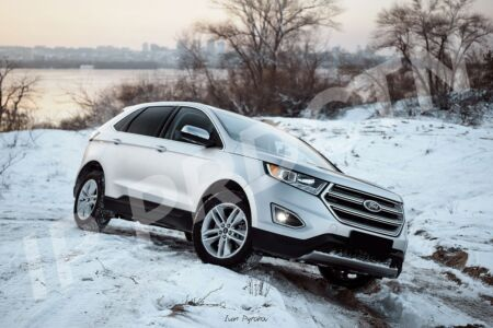 Ford Edge from copart