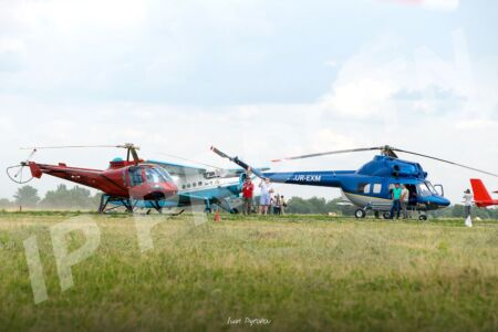 Copter day